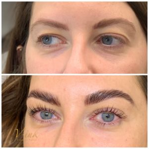 Brows and Lash Lift Melbourne